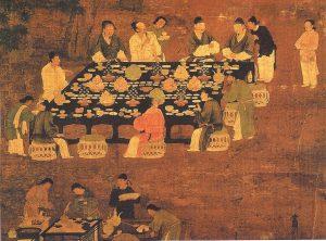 Ancient China Tang Dynasty