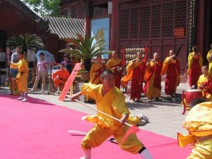 Ancient Chinese Kung Fu