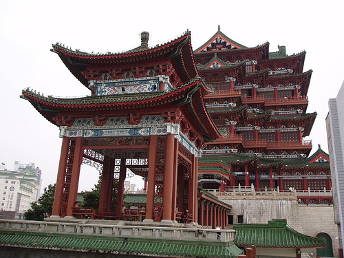 ancient architecture in china - photo #29