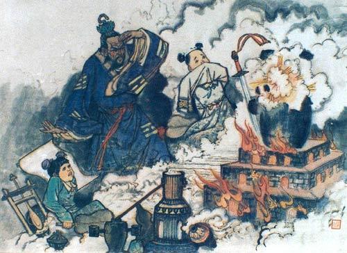 Ancient Chinese Gunpowder,Ancient China Invention of Gunpowder