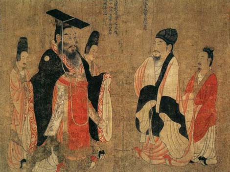 what were the dynasties of ancient china