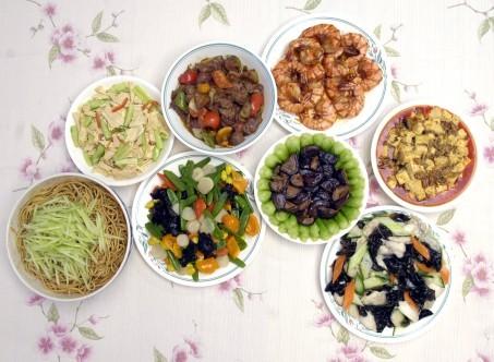 china food pics. of Chinese food.