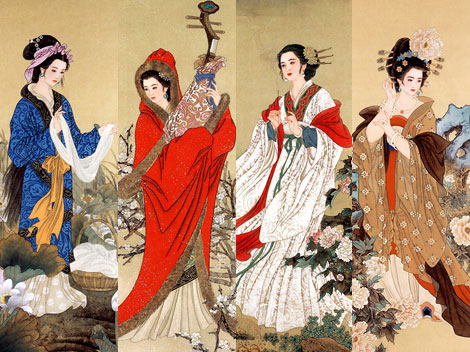 the role of women in china The traditional role of women a three obediences traditionally, women were  regarded as inferior to men girls had to be obedient to their fathers, wives to their .